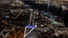 El mirador del '30 Hudson Yards' (30HY). @L'Observatoire International