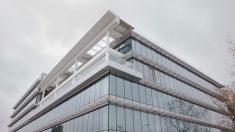 Nueva sede de IT de Roche en Madrid.