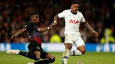 Leipzig – Tottenham   Partido de Champions League, en directo. (AFP)