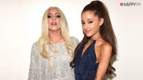 Ariana Grande y Lady Gaga podrían estar preparando una colaboración