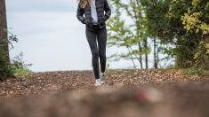 Perder peso caminando es una opción muy interesante