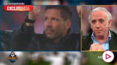 El Atlético puede echar a Simeone a bajo coste.