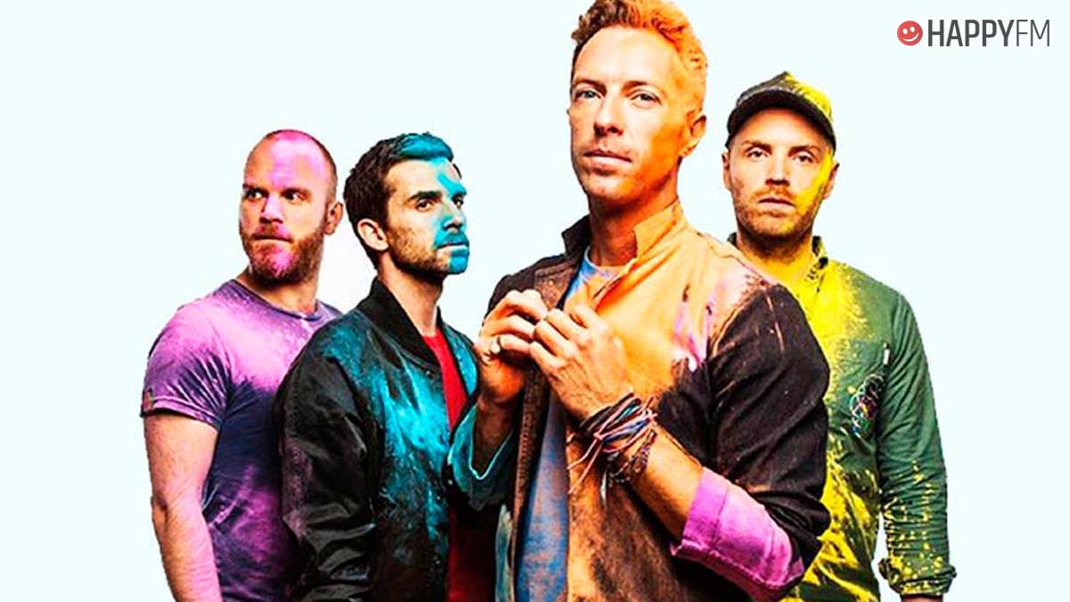 Coldplay sorprende con la versión de esta canción