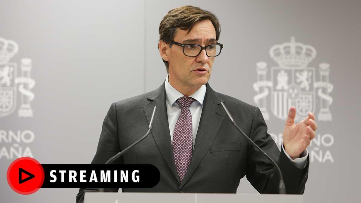 Streaming de la rueda de prensa posterior al Consejo de Ministros
