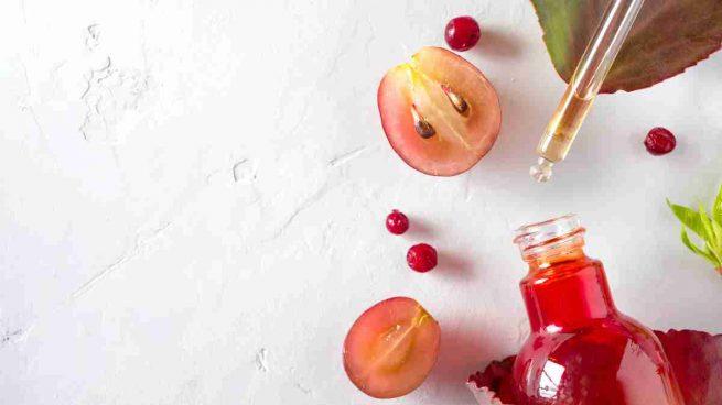 Tratamientos con uva caseros