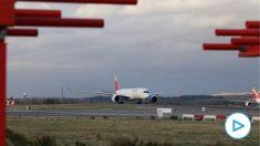 Aeropuerto Adolfo Suárez Madrid Barajas. Foto: EFE