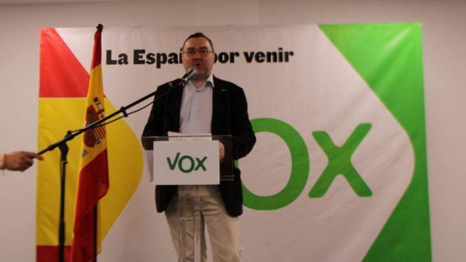 El diputado de Vox Zambrano también da positivo por coronavirus sin haber estado en Vistalegre