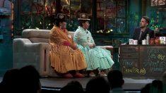 David Broncano entrevista a Las Cholitas