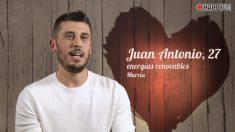 Juan Antonio en First Dates