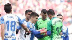 El Leganés es uno de los equipos que se ha quejado a la decisión tomada por la Liga.
