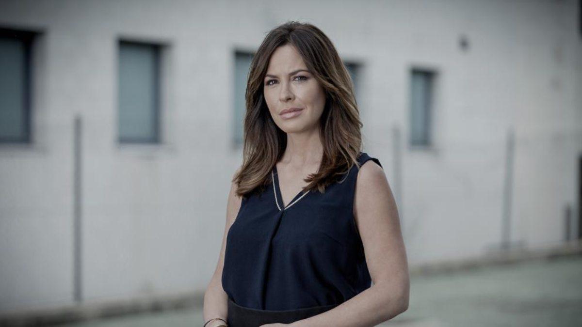 La presentadora, Mamen Mendizábal