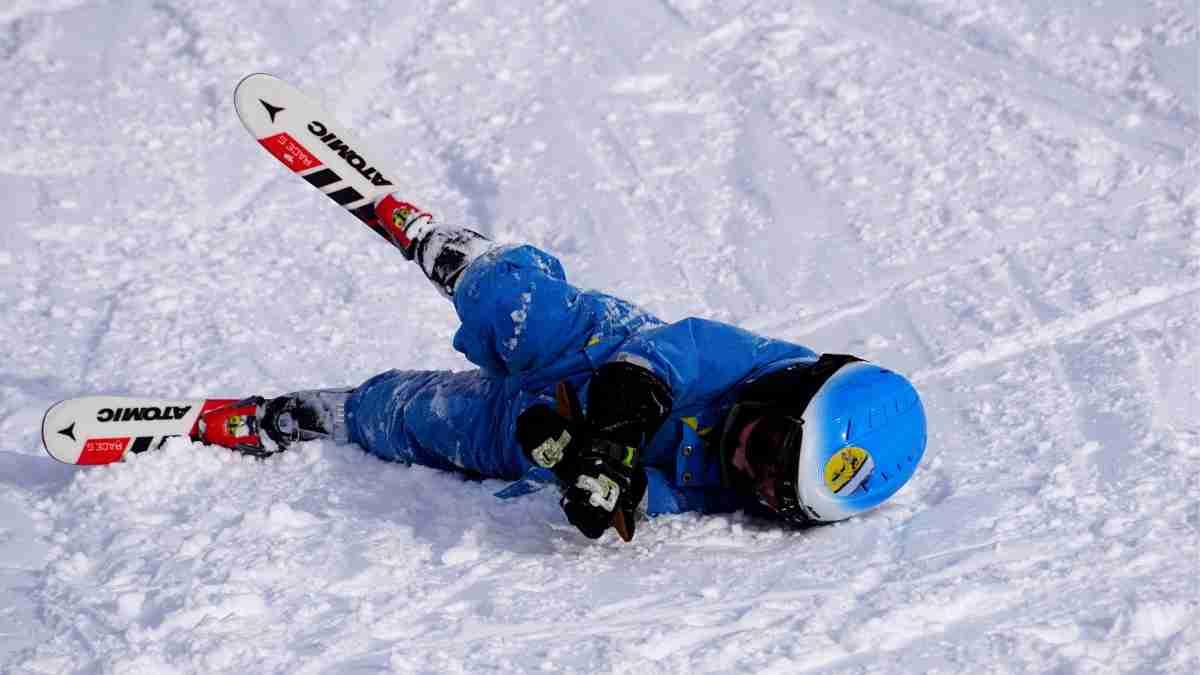 Prevención de las caídas en el esquí