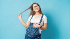 Por qué el pelo mejora o empeora durante el embarazo