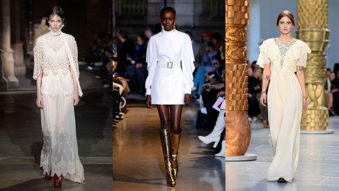 Te mostramos los vestidos de novia que marcan tendencia este 2020