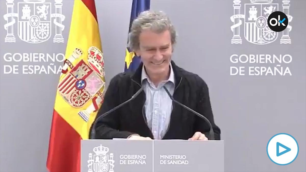 Fernando simón coronavirus