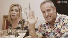 Carmen Borrego se la lía a Víctor Sandoval