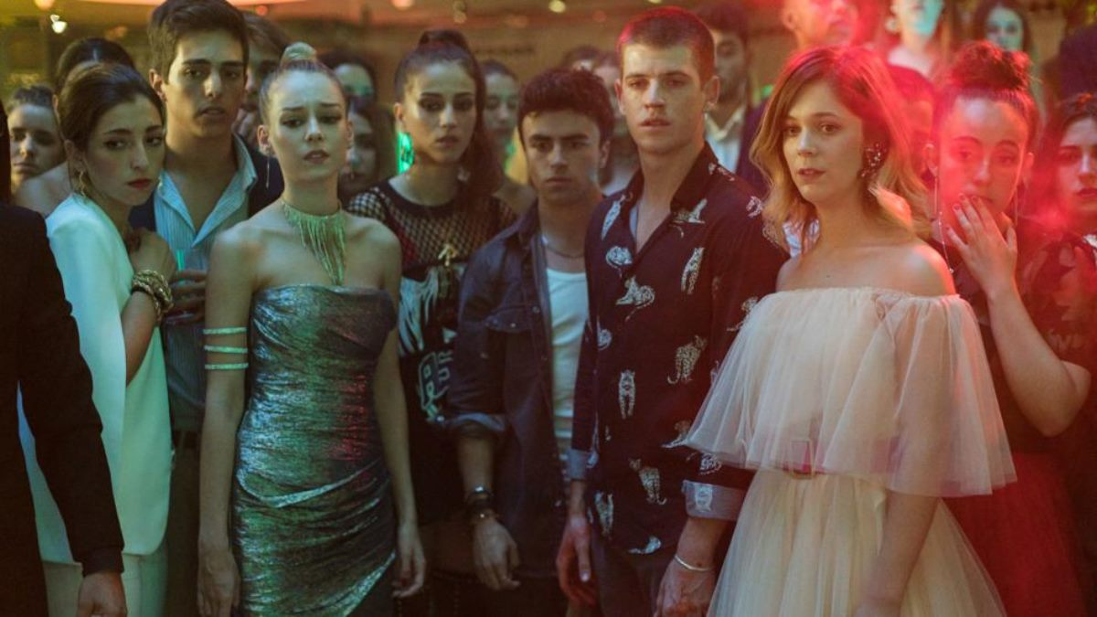 La tercera temporada de 'Élite' pone el broche final a la muerte de Marina