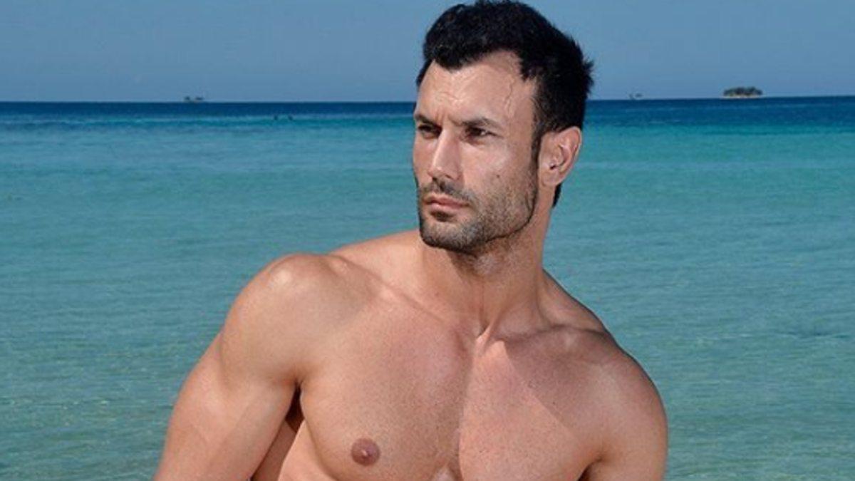 Jorge Pérez sube la temperatura en 'Supervivientes 2020' con un baño desnudo en Honduras