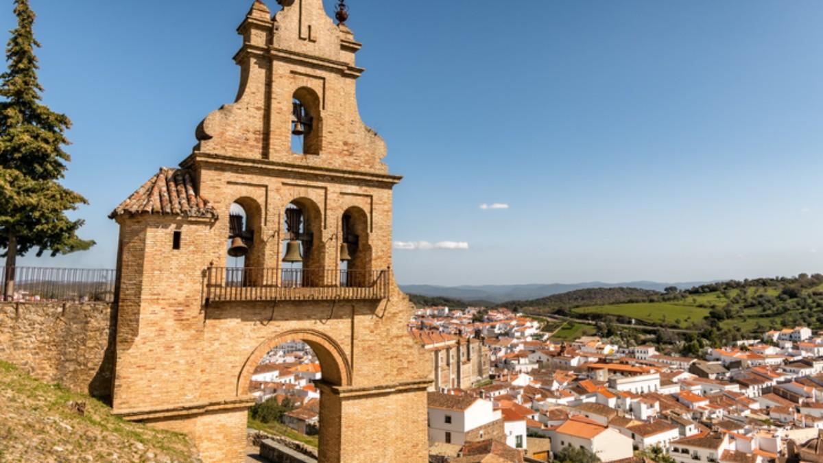 Pueblos con encanto Huelva