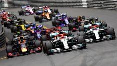 Parrilla Fórmula 1