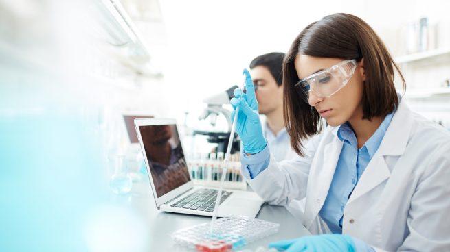 Investigación científica @Istock