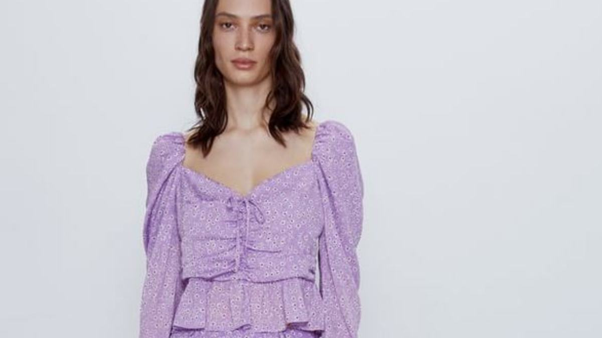 Malva: el color de esta primavera para tu outfit