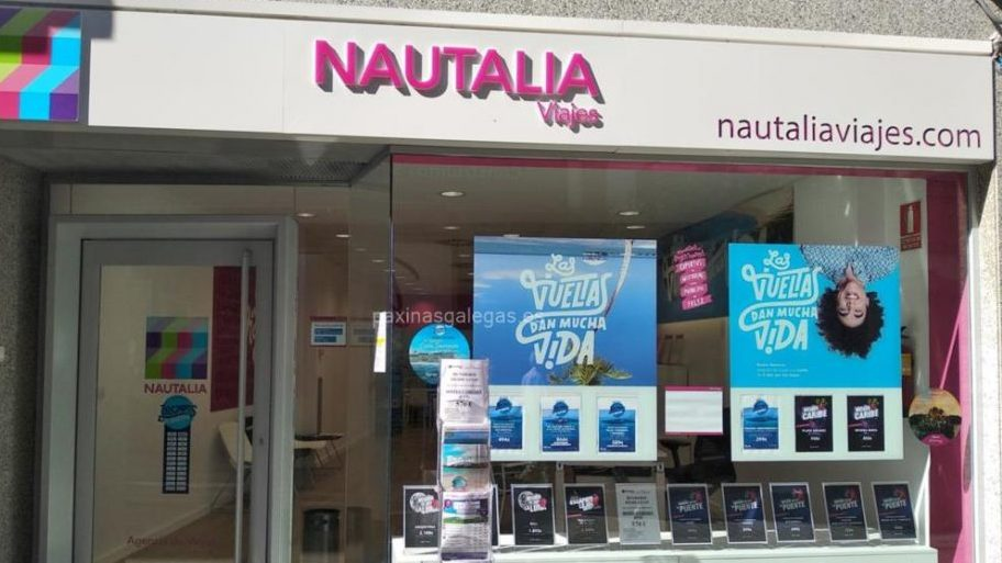 Nautalia plantea a sus agencias posponer los cierres hasta abril ante el desplome de las ventas