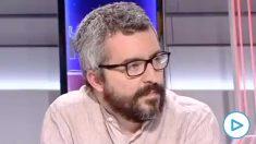 TVE entrevista a un médico de familia que fue candidato con Errejón para cargar contra la Sanidad pública madrileña.