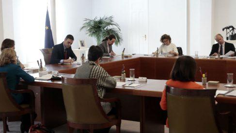 El Consejo de Ministros