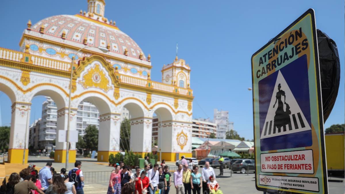 Feria de Abril. Foto: EP