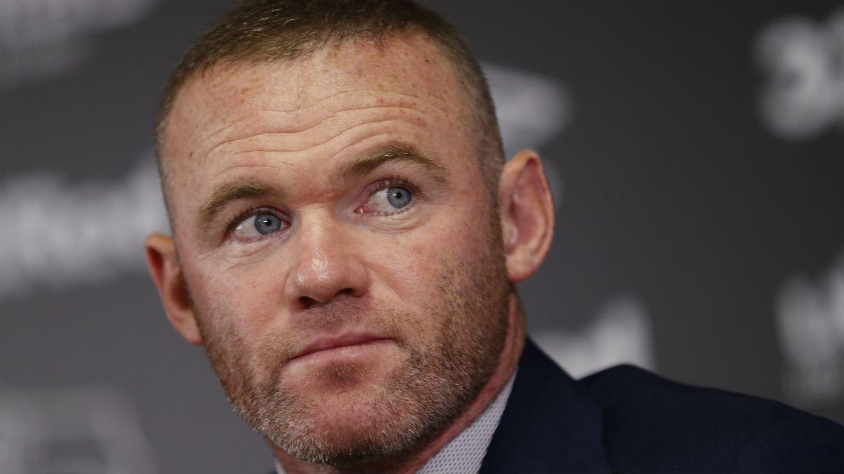 Rooney. (AFP)