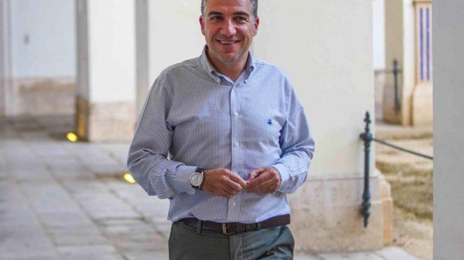 El consejero de la Presidencia, Elía Bendodo.