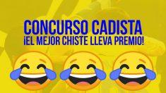Concurso de chistes del Cádiz. (@Cadiz_cf)