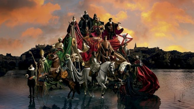 Imagen promocional del parque temático Puy du Fou de Toledo.