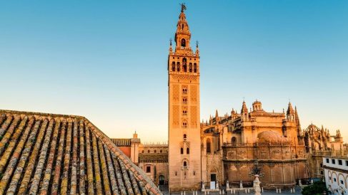 Giralda de Sevilla.