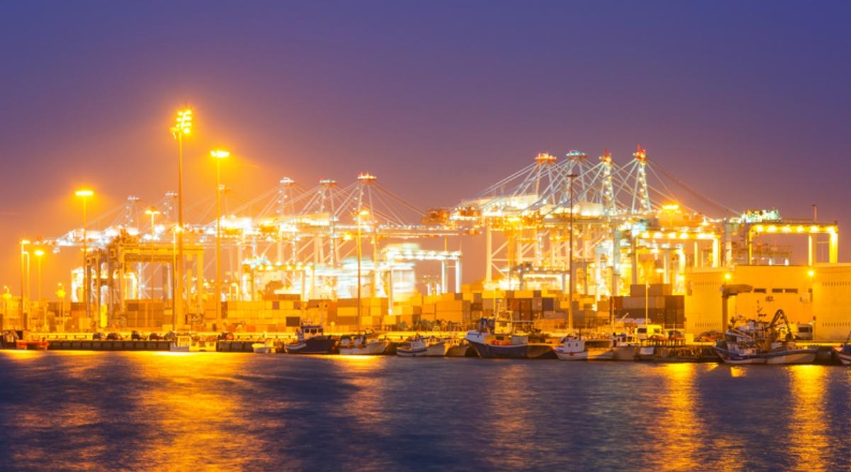 Inmovilizan un segundo barco en Algeciras con posibles casos de coronavirus a bordo