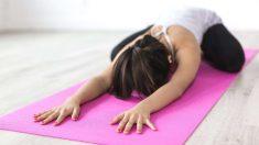 El yoga es una excelente manera de activar el cuerpo durante el confinamiento