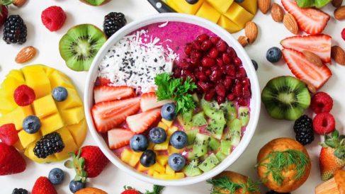 La fruta es saludable, pero depende de sus cantidades y horarios puede ser recomendable o no