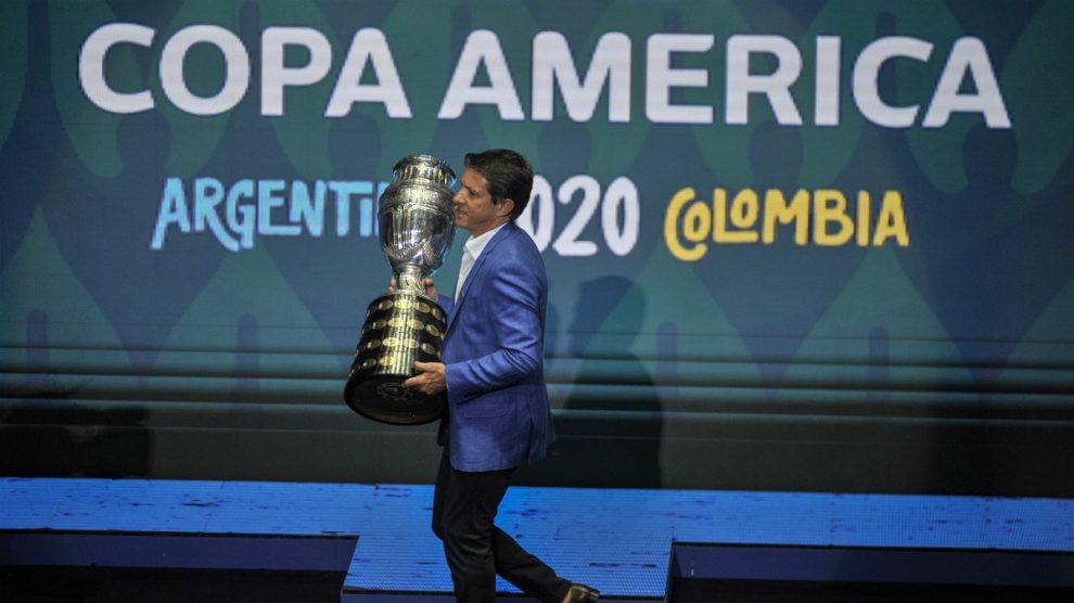 La Copa América se disputará en 2021. (Getty)