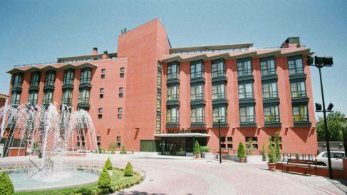 La residencia Monte Hermoso de Madrid para ancianos.