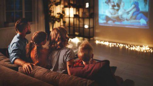 La felicidad en familia