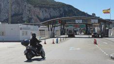 Frontera de Gibraltar.