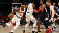 Imagen de un partido de la NBA. (AFP)