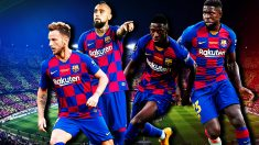 Así será la operación salida del Barcelona.