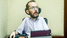 Pablo Echenique, portavoz de Podemos en el Congreso de los Diputados. (Foto: Europa Press)