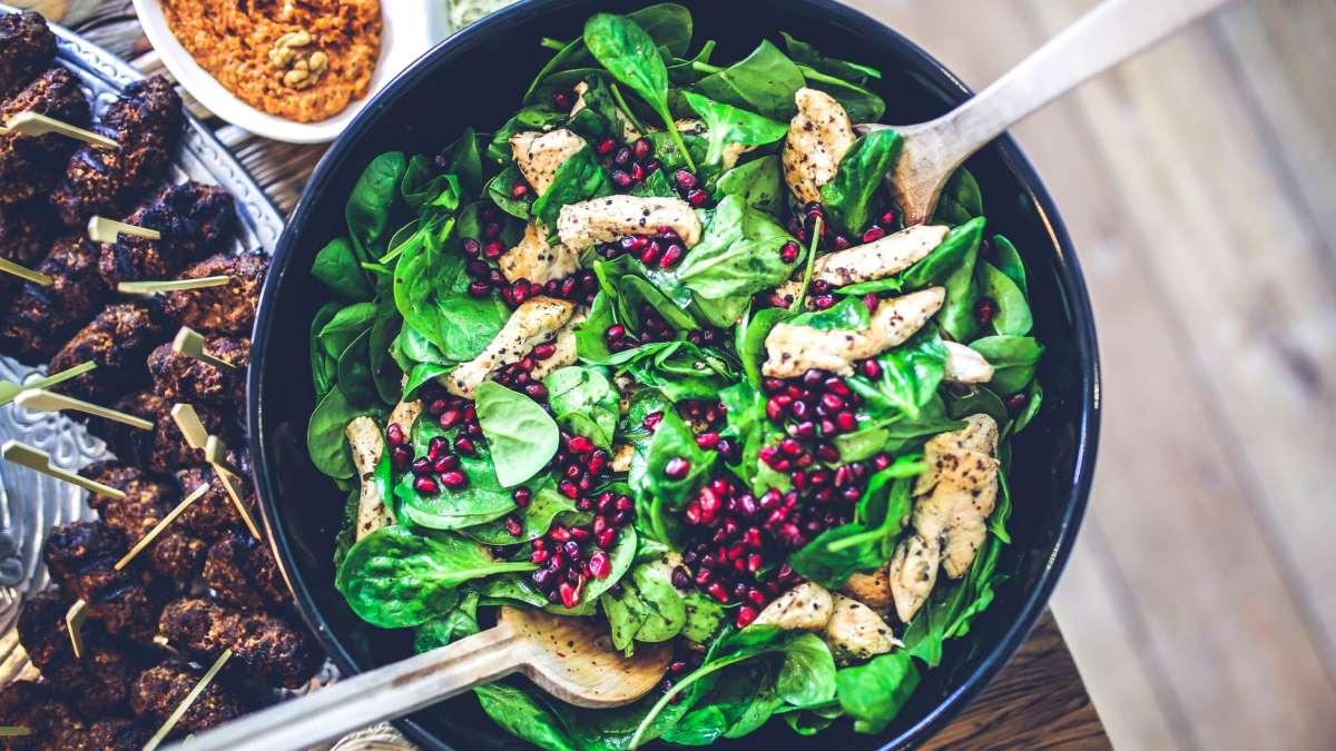 La alimentación saludable es posible incluso pidiendo a domicilio