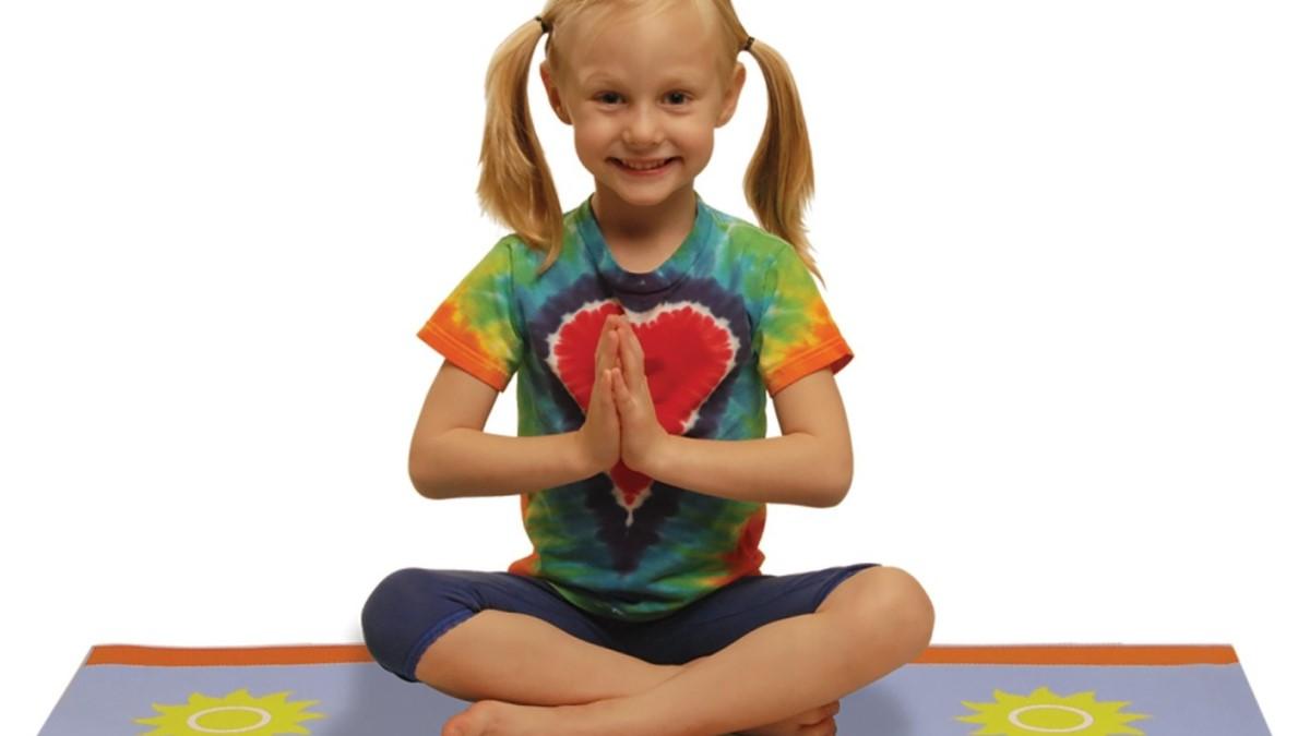 El yoga es una actividad fantástica para hacer en familia