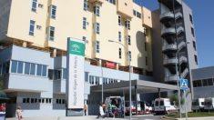 Un hospital de Málaga.