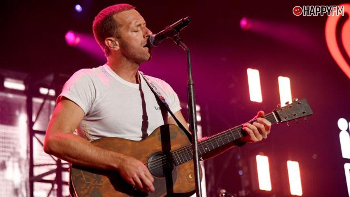 Chris Martin de Coldplay