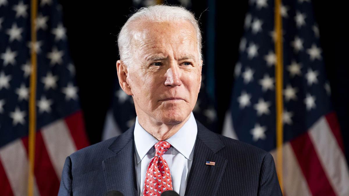 El ex vicepresidente de EEUU Joe Biden